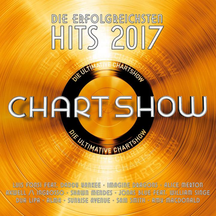 Die ultimative Chartshow - Die erfolgreichsten Hits 2017