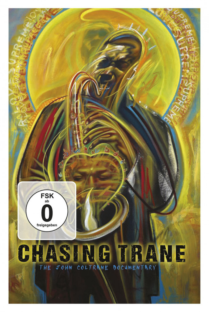 Chasing Trane - The John Coltrane Documentary (DVD)
