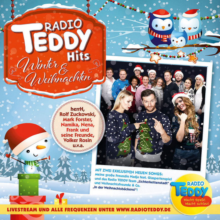 Radio Teddy Weihnachten Cover