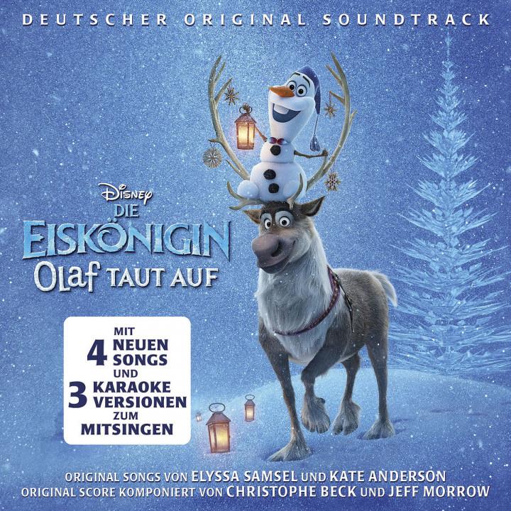 Olaf taut auf Cover