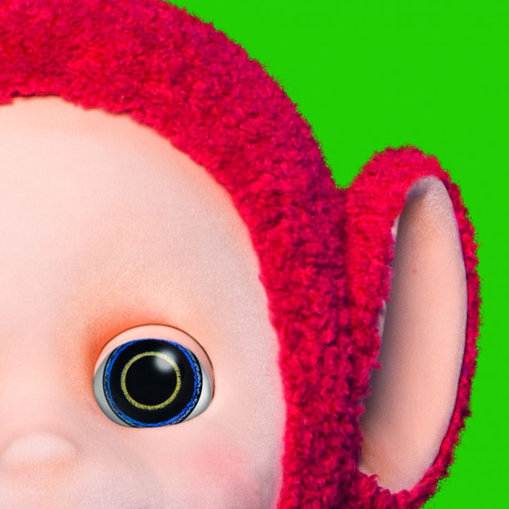Teletubbies close 4