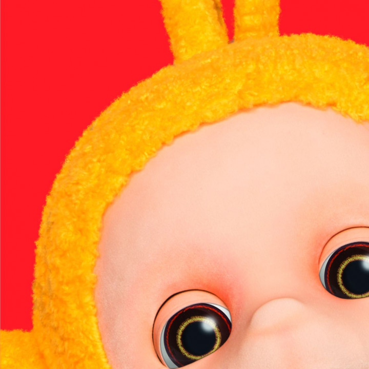 Teletubbies close 2