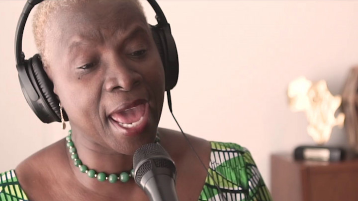 "ANGELIQUE KIDJO über ""Try Everything "" (Jazz Loves Disney 2 - A Kind Of Magic)"