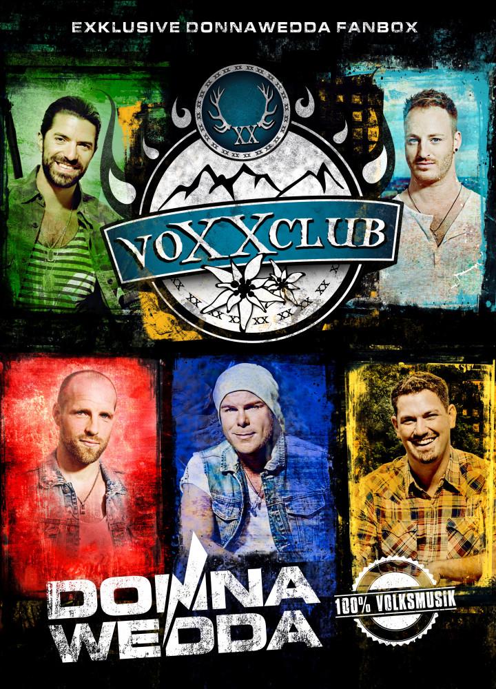 voxxclub - exklusive donnawedda fanbox