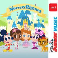Disney, Disney Junior Music Nursery Rhymes, 00050087374655