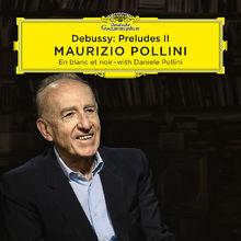 Maurizio Pollini, Debussy: Préludes II, 00028947984900