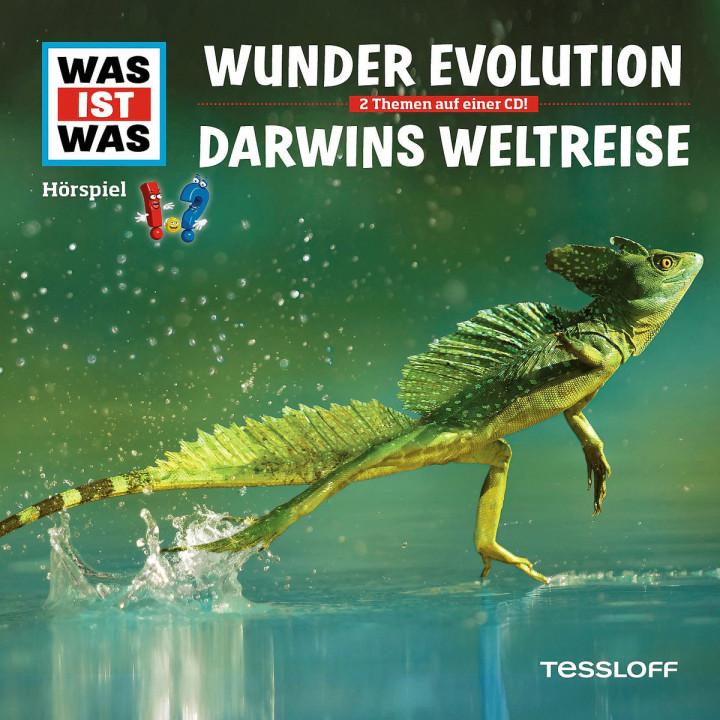 Folge 65: Wunder Evolution / Darwins Weltreise