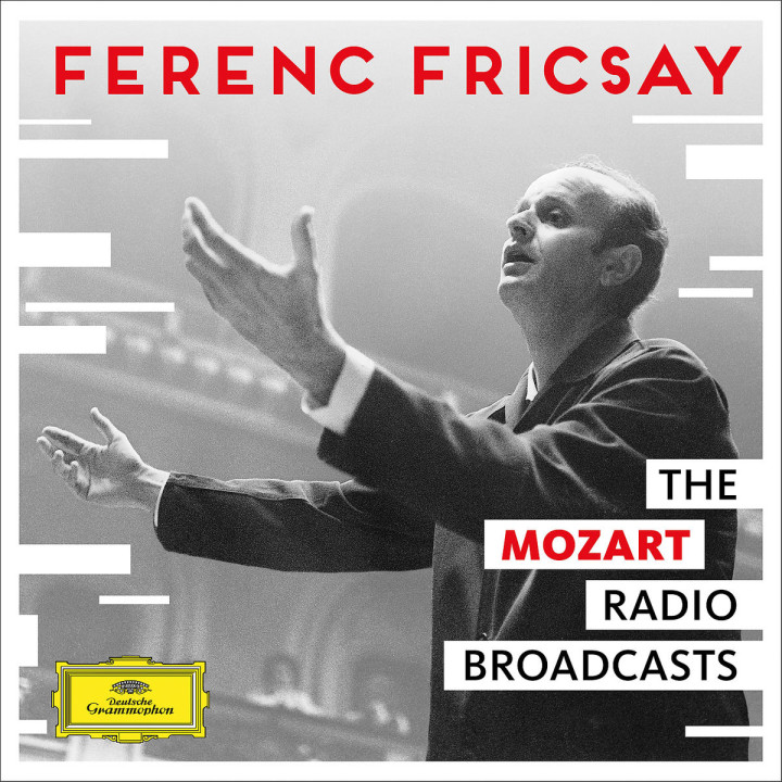 Ferenc Fricsay - The Unreleased Mozart Radio Broadcasts