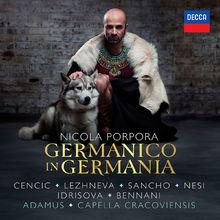 Max Emanuel Cencic, Porpora: Germanico in Germania, 00028948315239