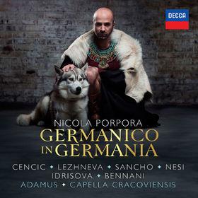 Max Emanuel Cencic, Porpora: Germanico in Germania, Act 1: Questo è il valor guerriero d'un'anima romana?, 00028948331321