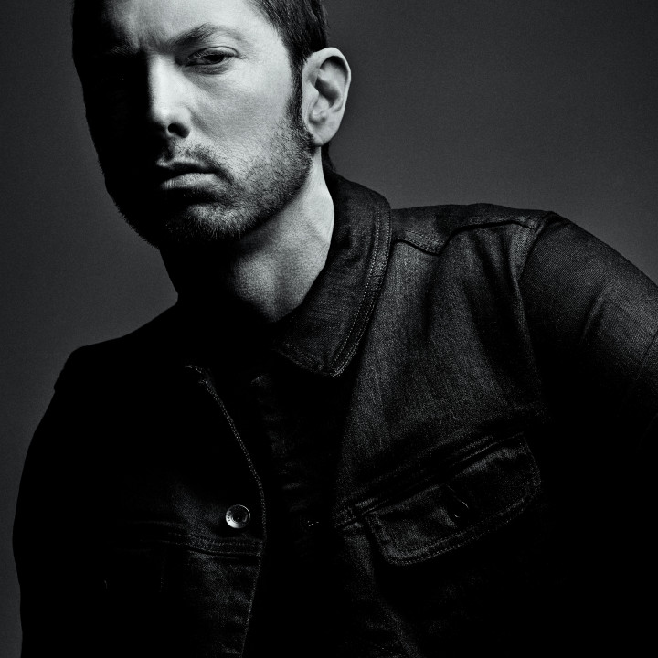 Eminem Pressebilder 2017