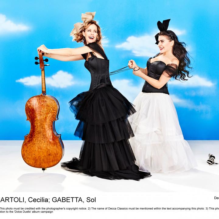 Cecilia Bartoli, Sol Gabetta—Dolce Duello (1)