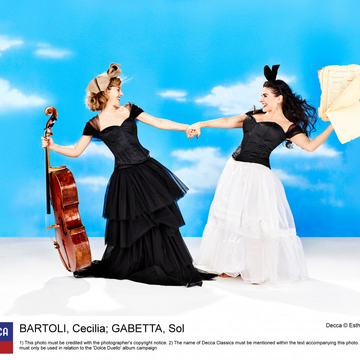 Cecilia Bartoli, Sol Gabetta—Dolce Duello (2)