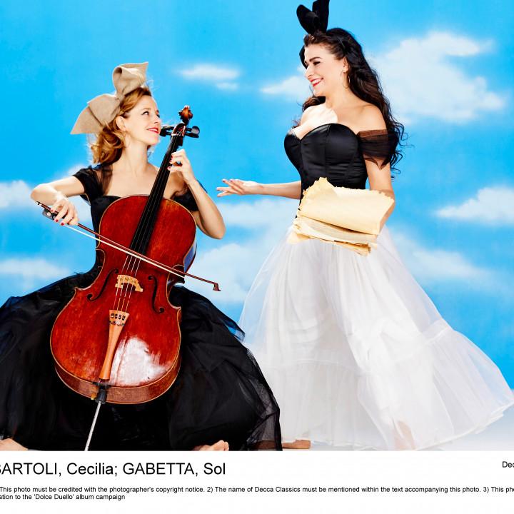 Cecilia Bartoli, Sol Gabetta—Dolce Duello (3)