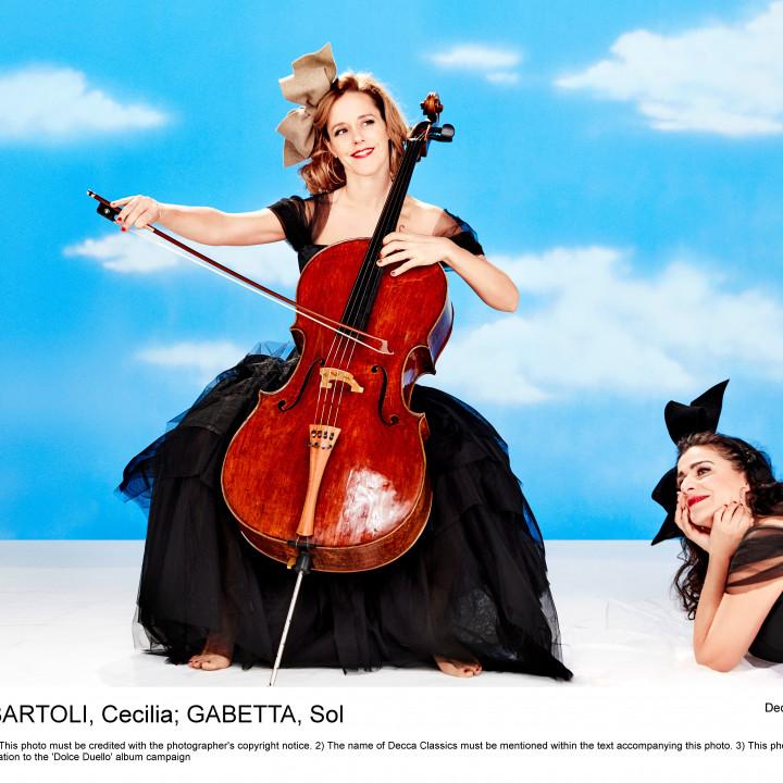 Cecilia Bartoli, Sol Gabetta—Dolce Duello (4)