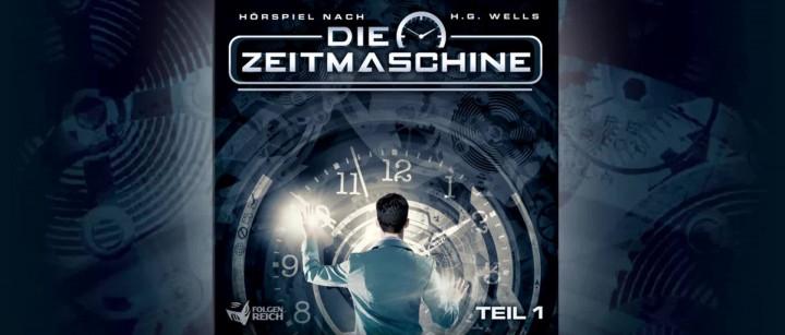 Die Zeitmaschine - Teil 1 (Hörprobe)
