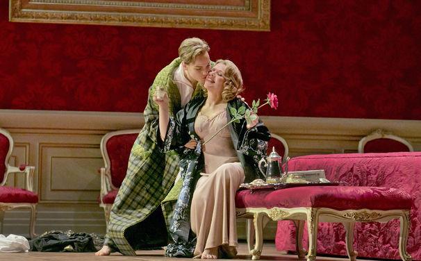 Elina Garanca, Mitreißende Strauss-Oper in Starbesetzung - Elina Garanca, Renée Fleming u.v.m.