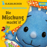 Kikaninchen, Die Mischung macht's! Das 4. Album, 00602557793116