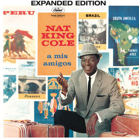 Nat King Cole, A Mis Amigos, 00602567135746
