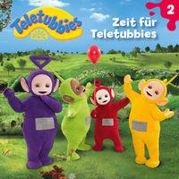 Teletubbies, 02: Zeit für Teletubbies, 00602557770537