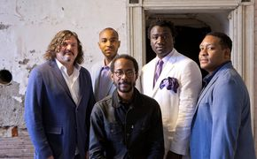 Brian Blade, Brian Blade & The Fellowship Band - die Band als kollektives Instrument