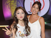 Soy Luna, Musikalischer Gastauftritt von Violetta bei Soy Luna