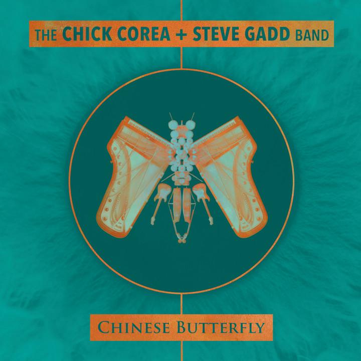 Chick Corea und Steve Gadd