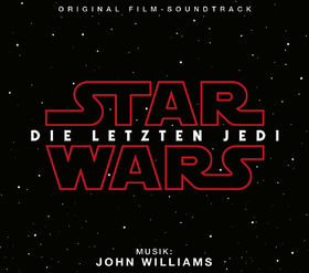 Star Wars - Soundtrack, Star Wars: Die letzten Jedi, 00050087382100