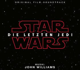 Star Wars - Soundtrack, Star Wars: Die letzten Jedi, 00050087382353
