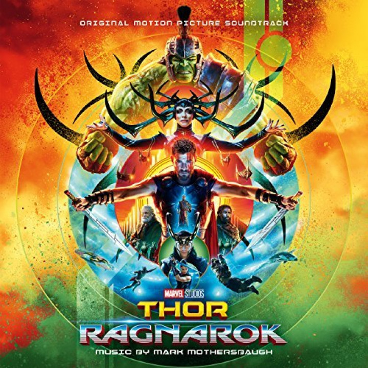 Thor Cover Soundtrack