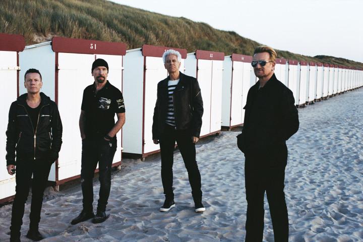 U2 by Anton Corbijn