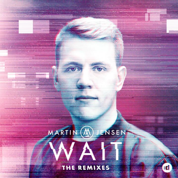 Martin Jensen Wait Remixes Cover