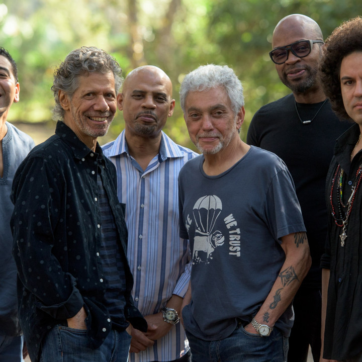 The Chick Corea & Steve Gadd Band