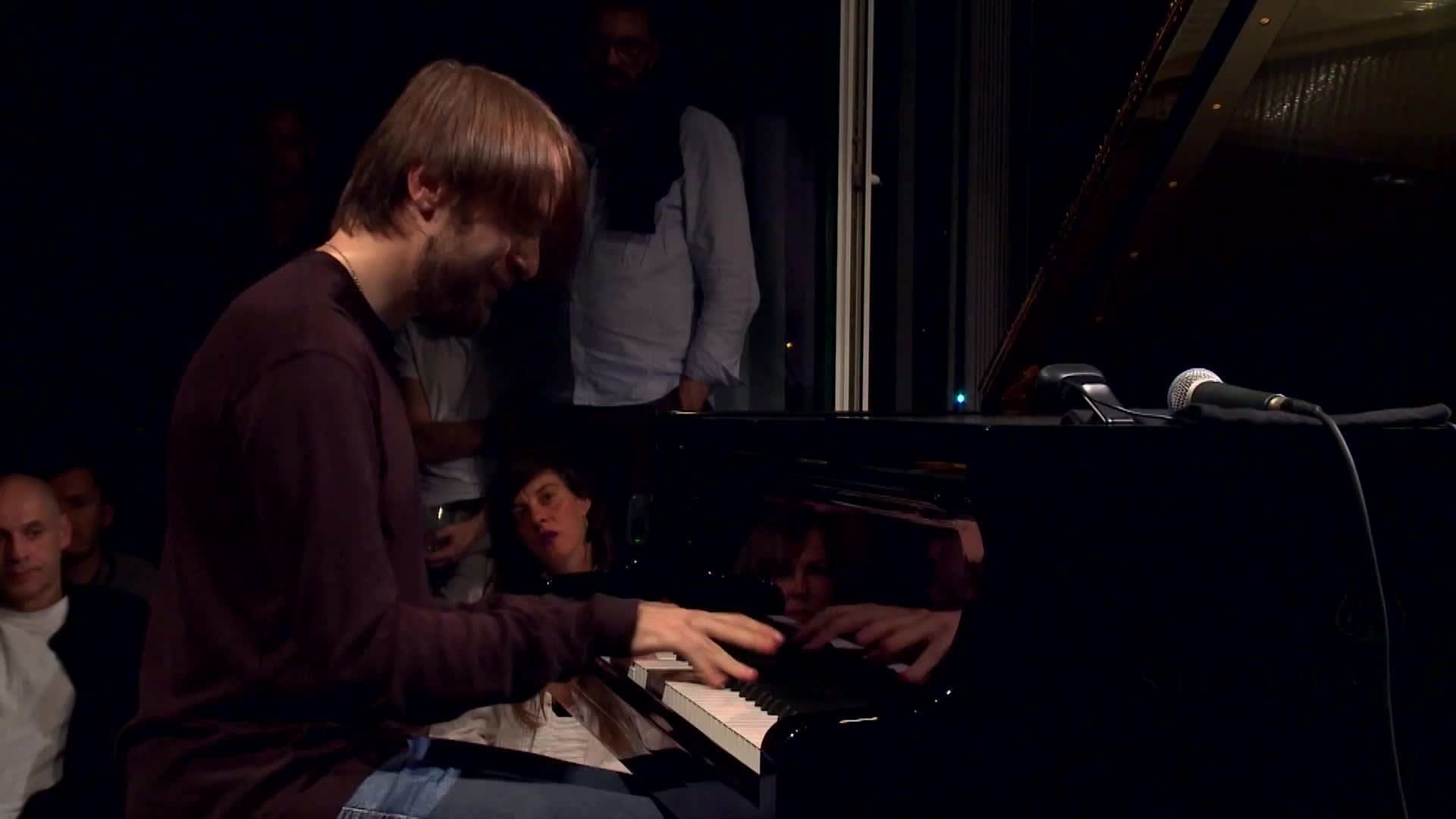 Daniil Trifonov, Zu Gast in der Yellow Lounge Berlin