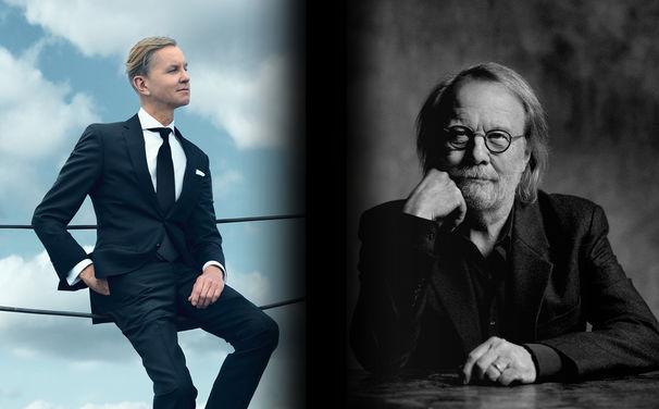 Max Raabe, Ein Herz für die Musik - Max Raabe und Benny Andersson sind bei der ZDF-Spendengala Ein Herz für Kinder zu Gast