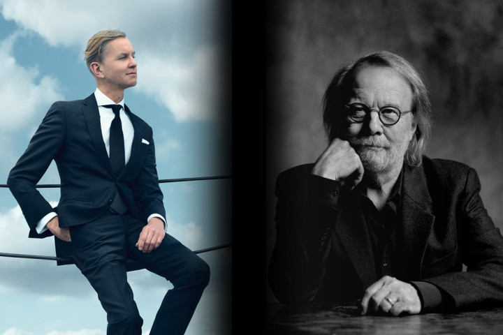Max Raabe, Benny Andersson