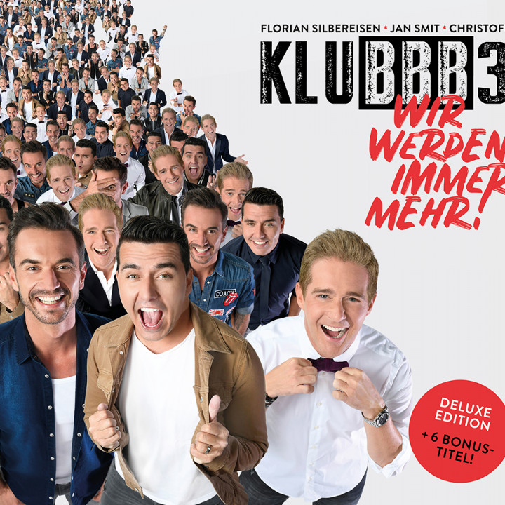 KLUBBB3 - Wir werden immer mehr - Deluxe - physisch