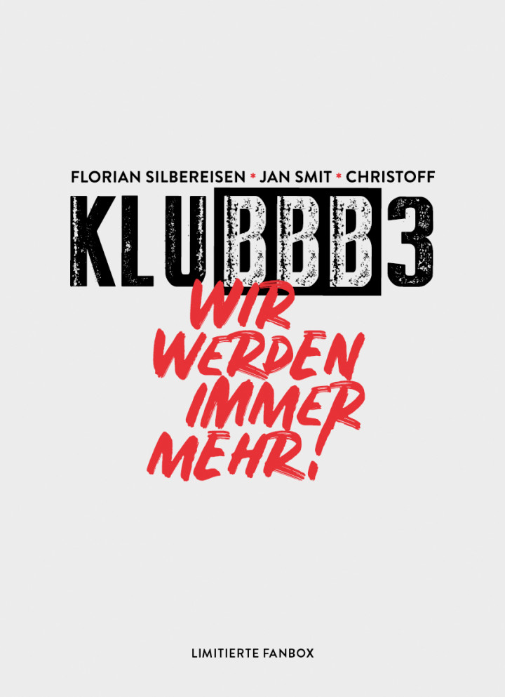 KLUBBB3 - Wir werden immer mehr - Limitierte Fanbox