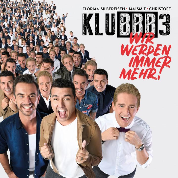 KLUBBB3 - Wir werden immer mehr - Standard