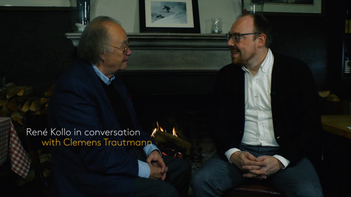 René Kollo und Clemens Trautmann im Interview