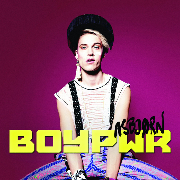 Asbjorn - Cover- BOY PWR