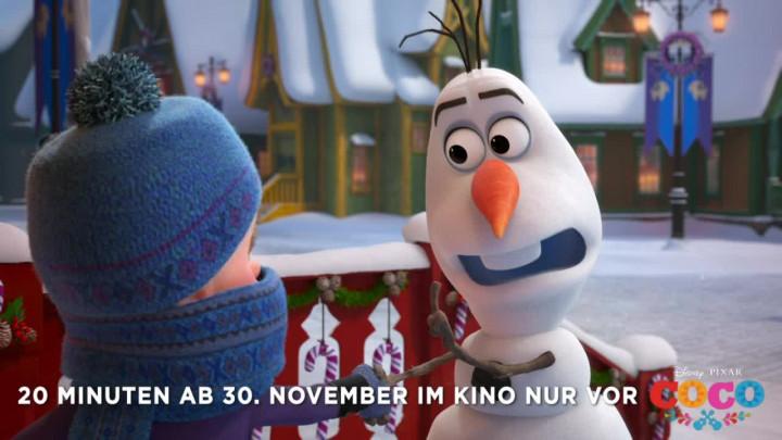 Olaf taut auf - Diese Zeit im Jahr