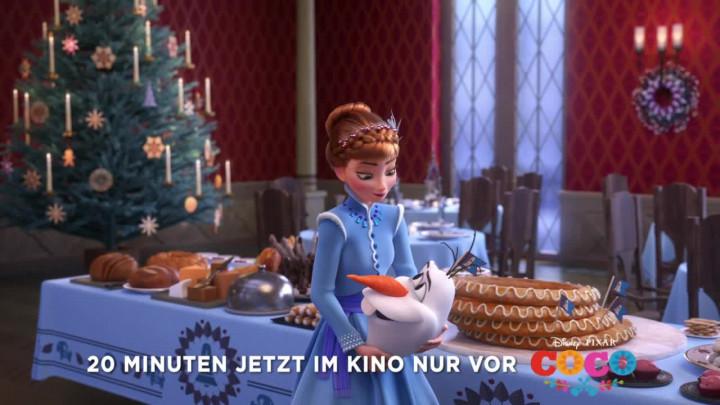 Olaf taut auf - Eine Zeit voller Freude