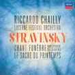 Stravinsky: Chant funèbre; Le Sacre de Printemps, 00028948325627
