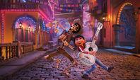 "Coco, Jetzt im Kino: Disneys ""COCO: Lebendiger als das Leben"""