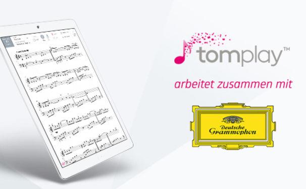Diverse Künstler, Musikunterricht mit Daniel Barenboim und Co. – DG und Tombooks machen es mit Tomplay möglich