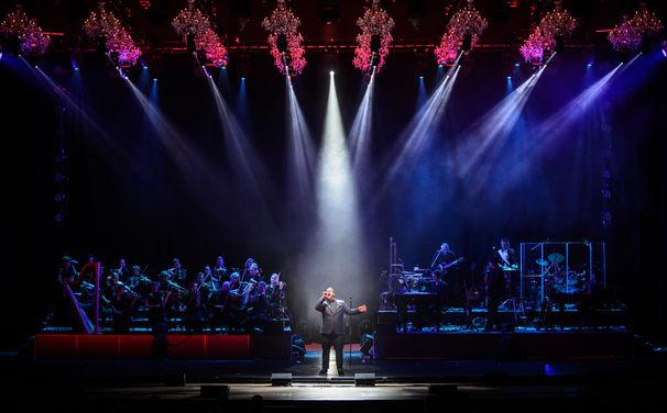 Fernando Varela, Fernando Varela verzaubert das Publikum in der Royal Christmas Gala
