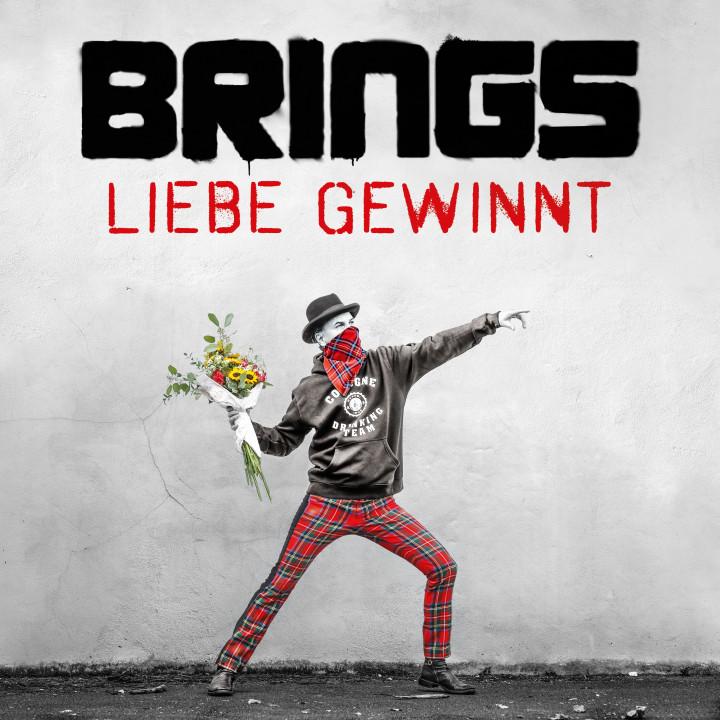 Brings- Liebe Gewinnt - Album - Cover