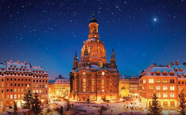 Klassik zu Weihnachten, Barocker Glanz - Weihnachten in Dresden bietet die perfekte Einstimmung auf den Advent