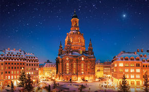 Klassik zu Weihnachten, Barocker Glanz - Weihnachten in Dresden bietet die perfekte ...